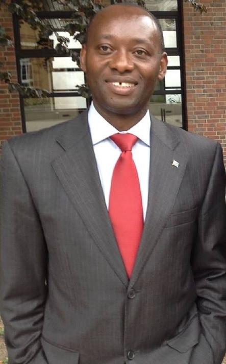 Edwin Ibanda