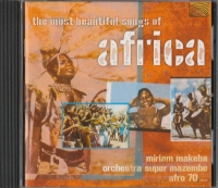 Musik - CD | Sampler | the most beautiful songs of africa