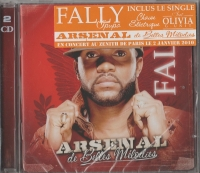 Musik - CD | Fally Ipupa | Arsenal