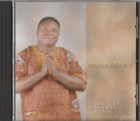 Musik - CD | African Gospel | Divine Favour